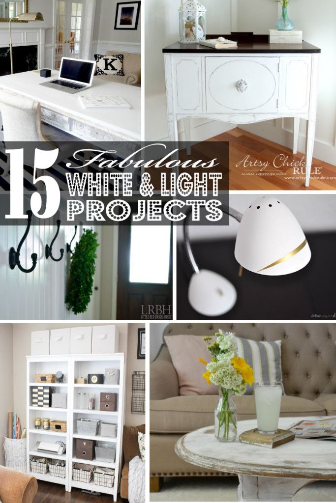 15 Fabulous White U0026 Light Projects   House By Hoff