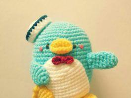 Amigurumi Anahtarlık Tarifi : Amigurumi Örgü oyuncak modelleri u2013 amigurumi minik denizci Şapkalı