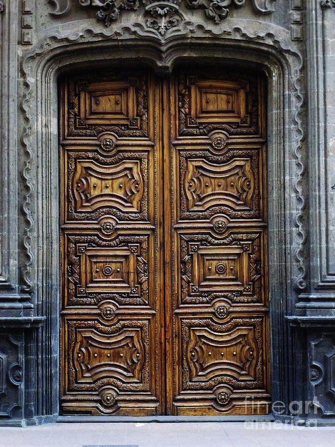 mexican-door-4-xueling-zou.jpg (675×900) & mexican-door-4-xueling-zou.jpg (675×900) | Old and beautiful Doors ...