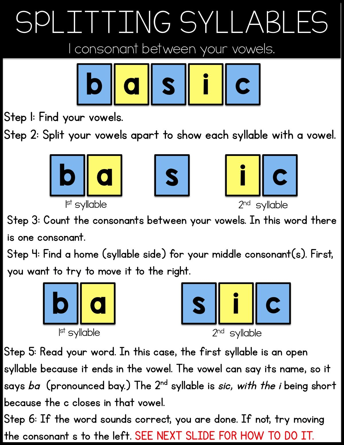 Workbooks syllables worksheets 1st grade : I love teaching two syllable words! It's always exciting when I ...