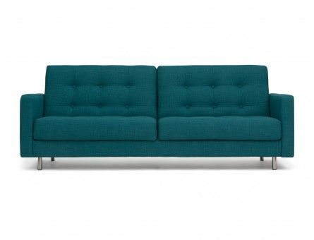 Superb Eden Sofa Bed In Teal 449 From Structube Us Structube Com Creativecarmelina Interior Chair Design Creativecarmelinacom
