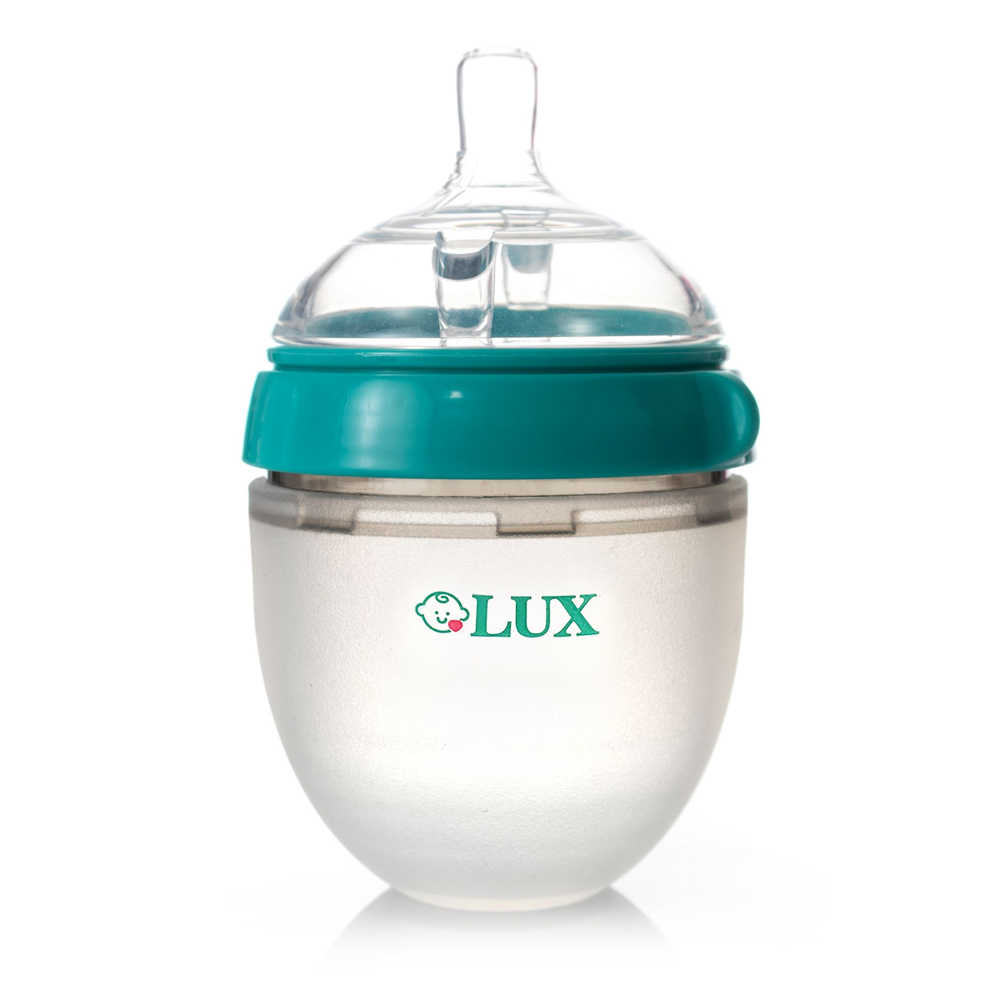 Lux nature bottle baby bottles natural baby breastfeeding