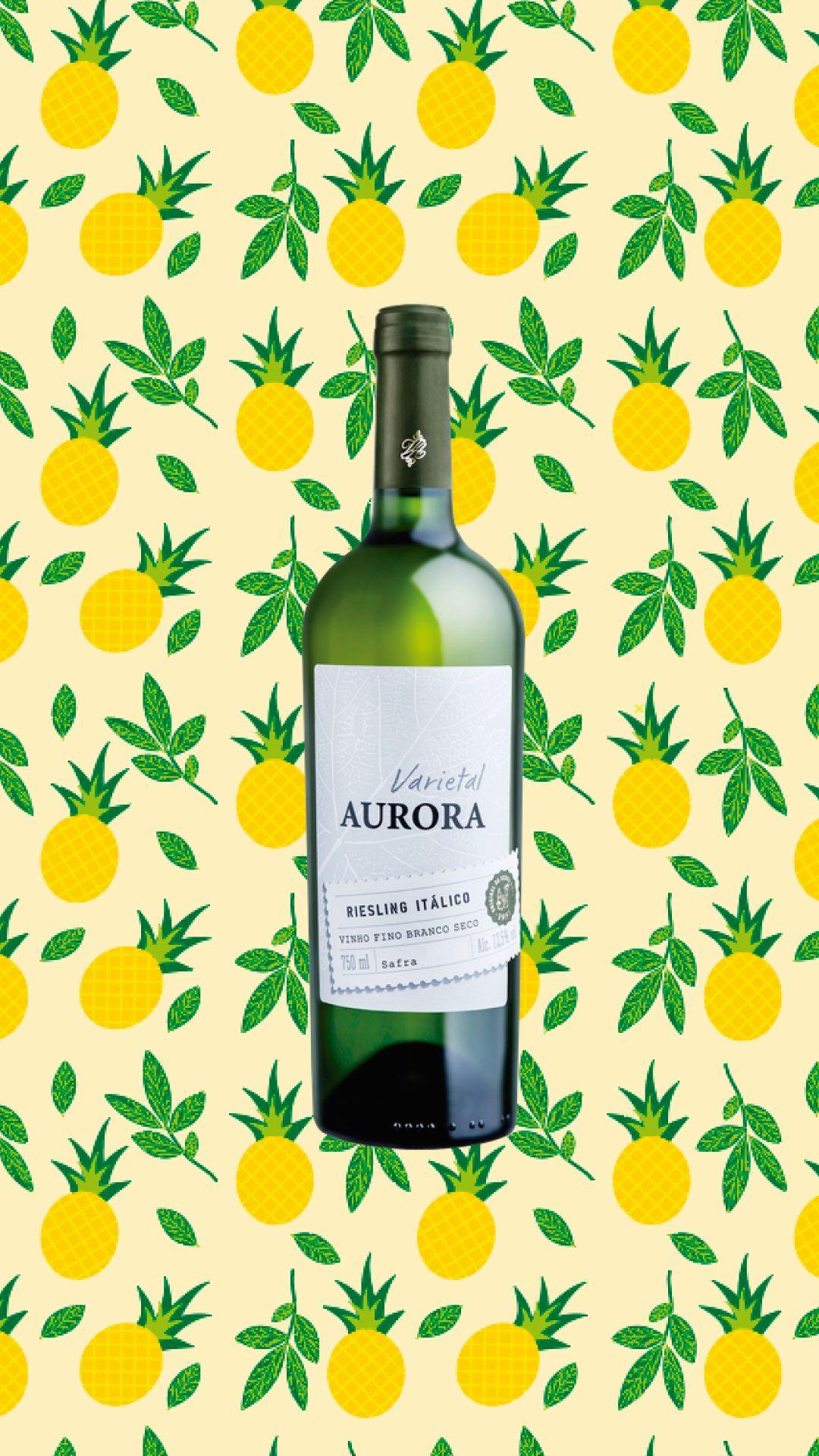 A Riesling Italica Foi Muito Difundida Na Serra Gaucha O Vinho