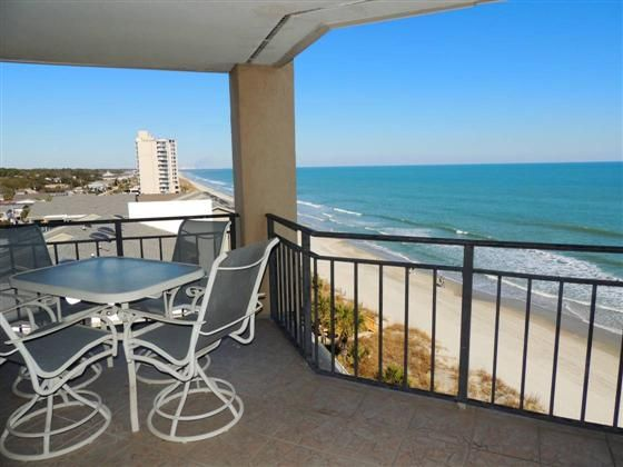 Surfmaster 601 Is An Awesome Oceanfront Condo Located In Garden