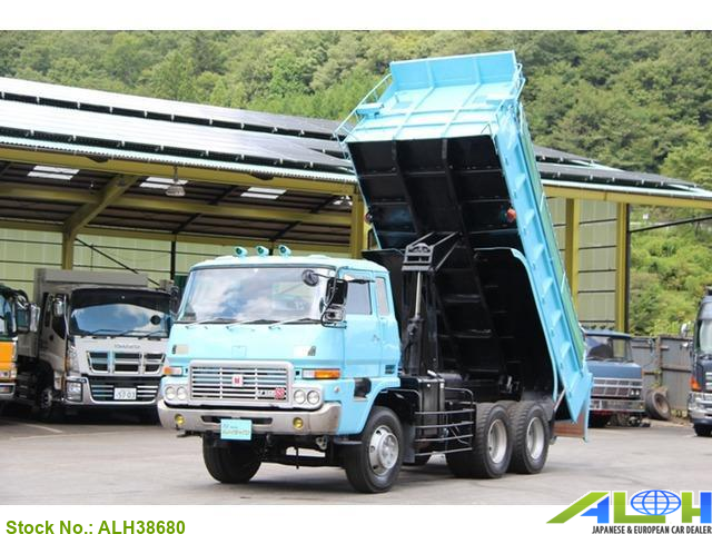 13042 Japan Used 1977 Isuzu Truck Dump Truck For Sale Auto Link Holdings Llc