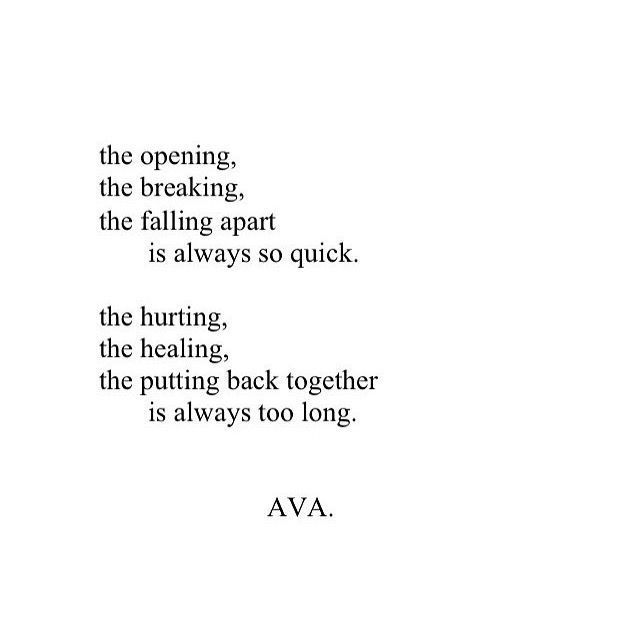 Ava Instagram Vavava Poetry Quotes Quotes About Moving On