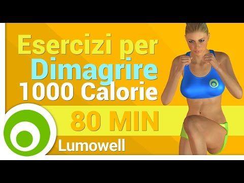 5 esercizi per bruciare i grassi velocemente