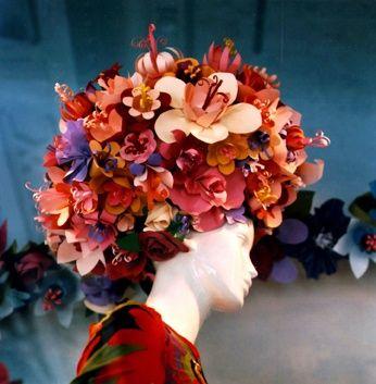 Image result for mannequin paper lantern heads