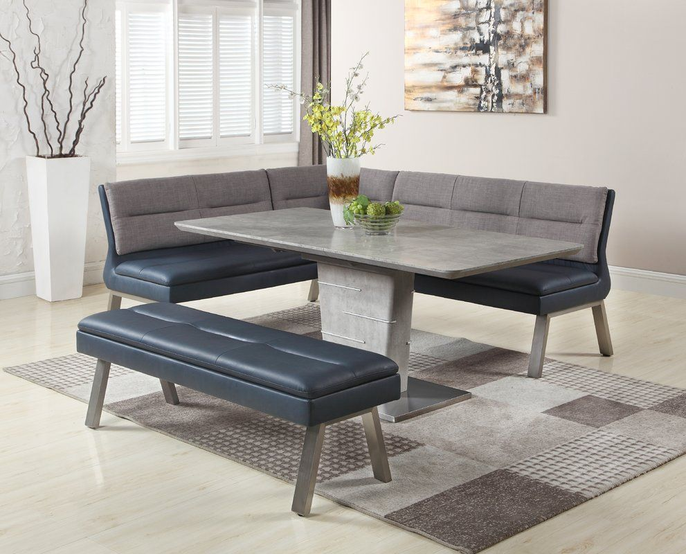 Cool Lefever 3 Piece Extendable Dining Set Dining Room In 2019 Alphanode Cool Chair Designs And Ideas Alphanodeonline