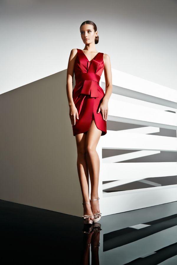 Modas de vestidos cortos 2019