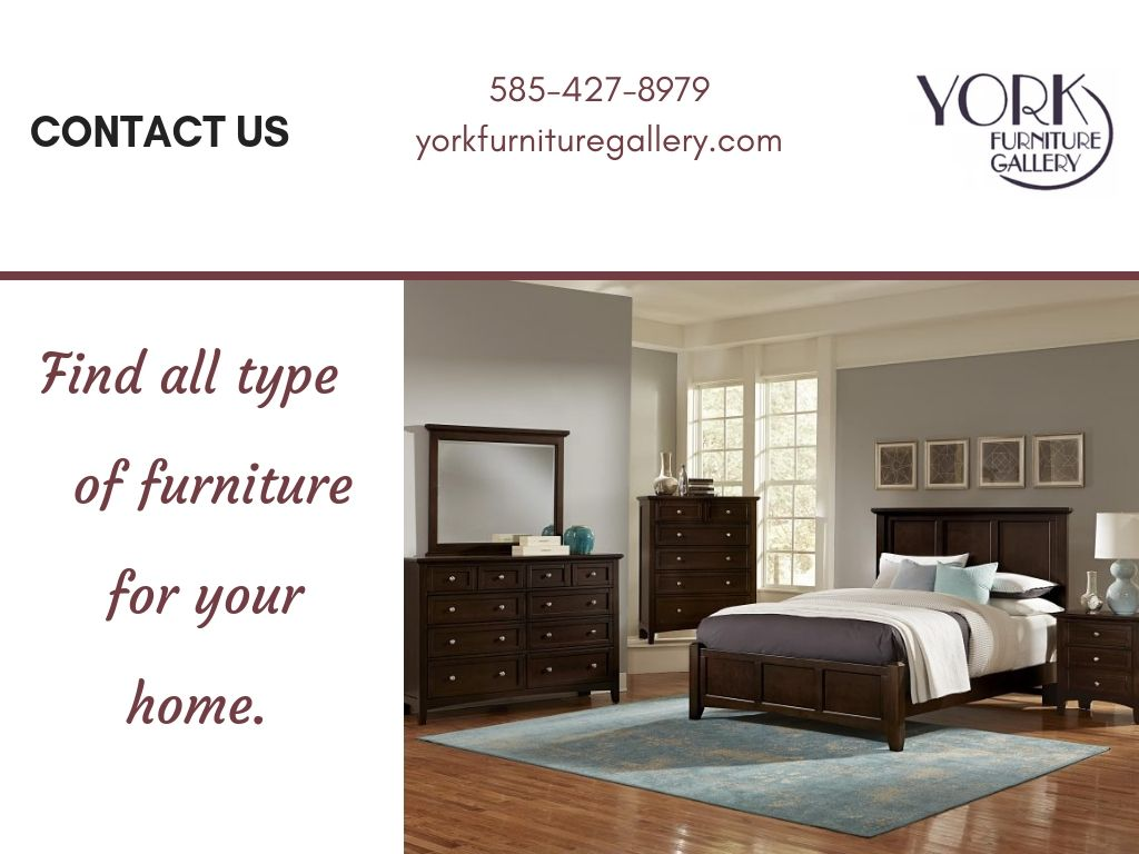 Find custom design furniture at york furniture gallery rochester ny we offer classic