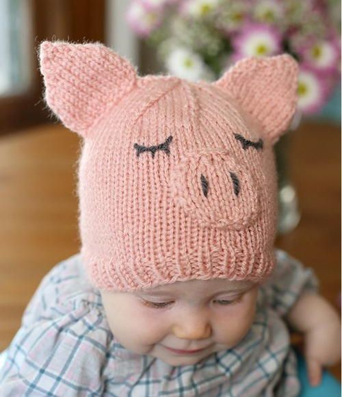 This Little Piggy Went Home Baby Hat Baby Hats Knitting Warm And Home