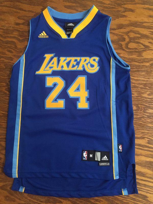 Adidas Kobe Bryant rare limited edition blue jersey