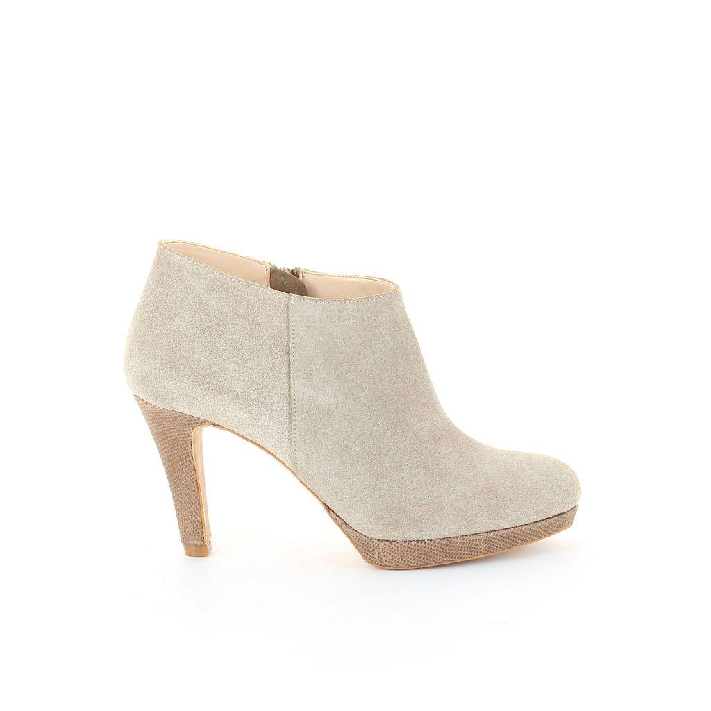 Fosco Chaussures Beige Pour Les Femmes Tq0uPBBr