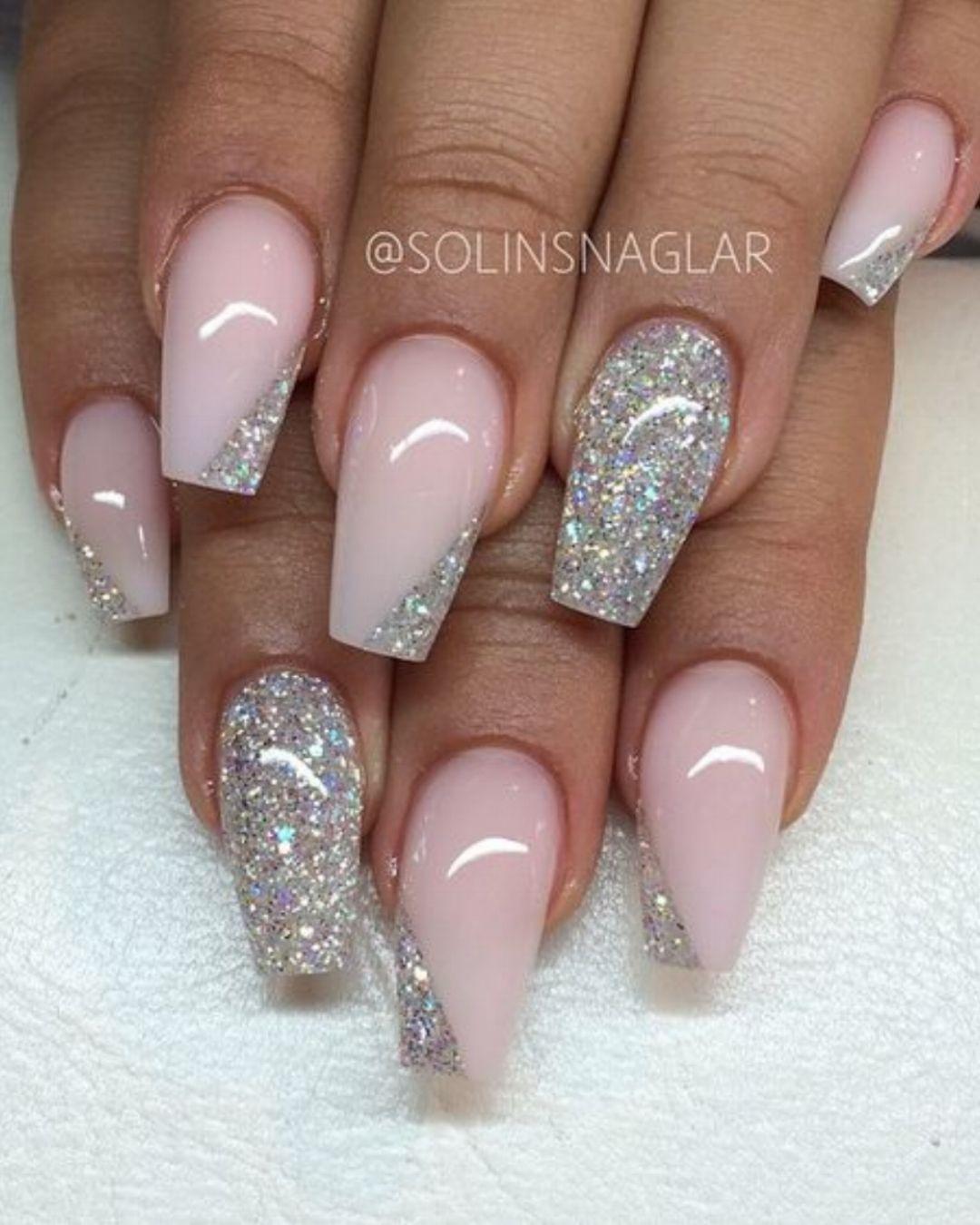 💅🏻 101 Trending Pink Nail Art & Polish Color Ideas | Arte de uñas ...