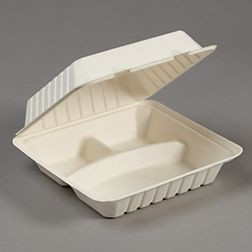 Compostable Recycled Content Take Out Containers And Portion Cups