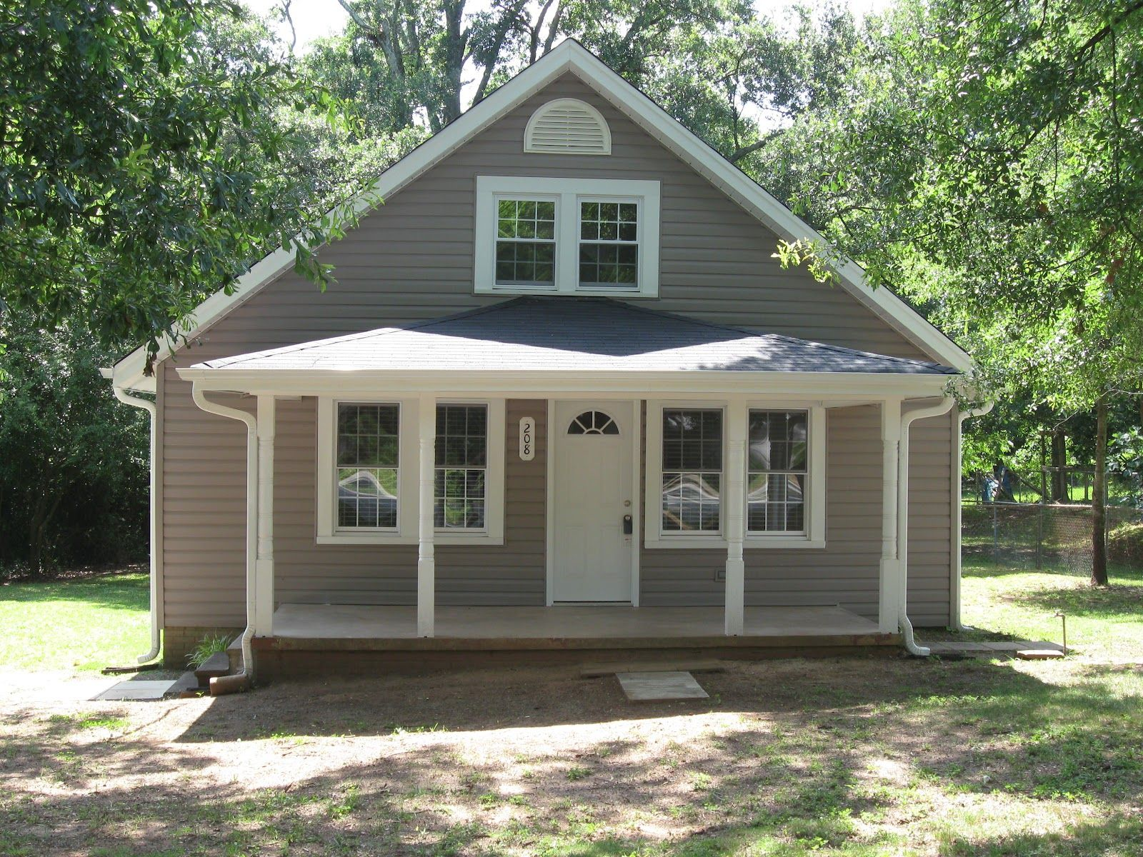 Nalley Street The Final Product Outdoor House Paint Exterior Paint Colors For House House Paint Exterior