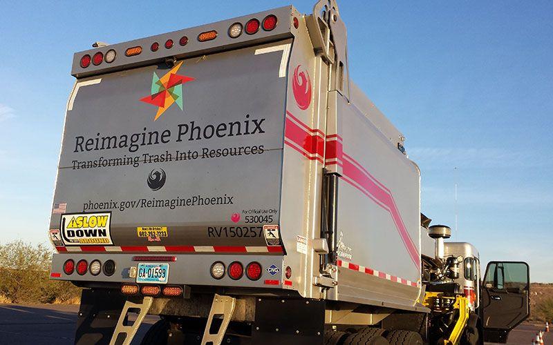 Calling on innovators to get rid of phoenix trash
