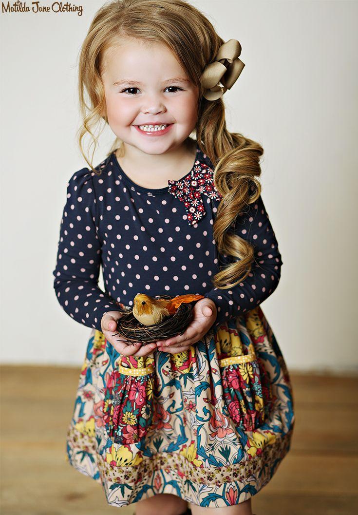 7c9cfa542f Friends Forever, Fall 2015: Rowan Dress | Matilda Jane Clothing ...