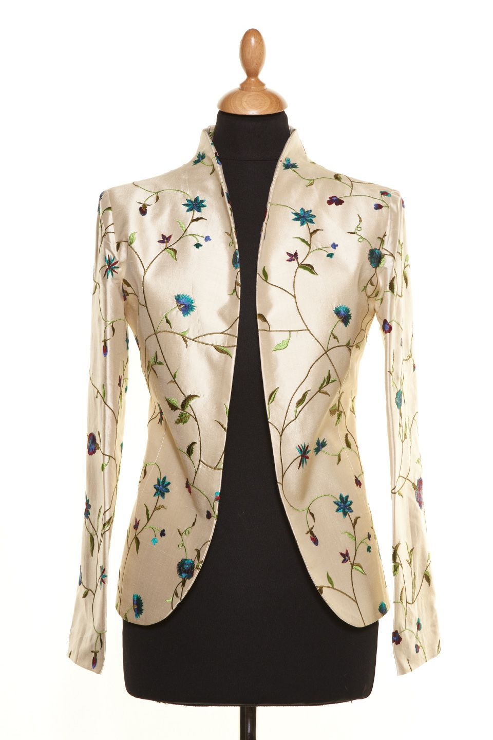silk jacket - Google Search
