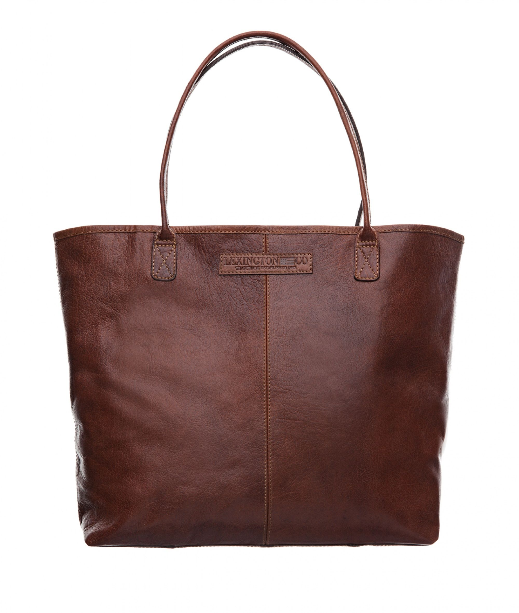 Lexington Mayflower Leather Tote Bag  53793e6f39e2f