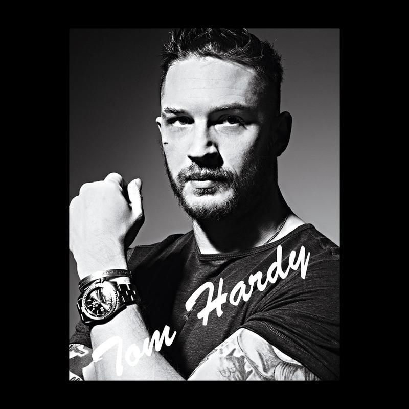 Tom Hardy Hommage T-Shirt