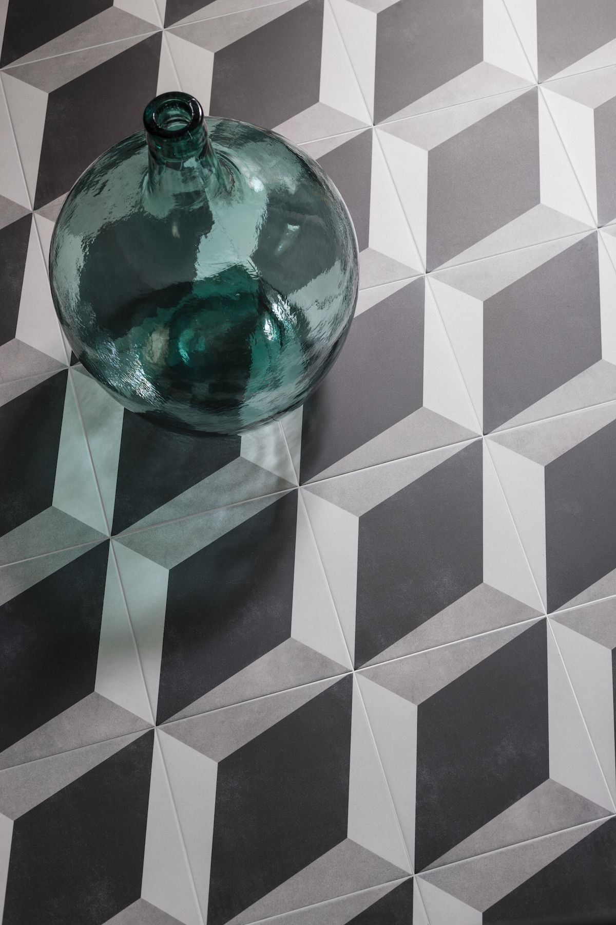 Looking For A Patterned Floor Tile Discover Geminis Cuban Collection