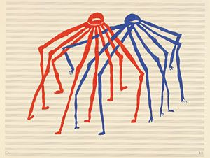 """Image result for Louise Bourgeois - """"Prints"""" mixografia"""