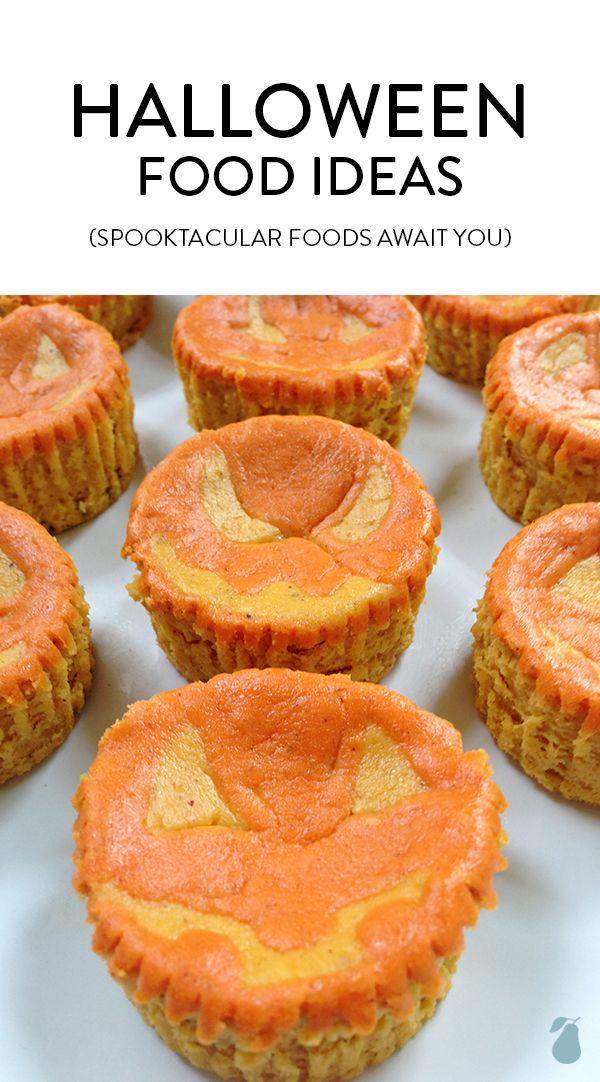 The best Halloween food ideas\u2014Spooky  seasonal! Recipes to try - pinterest halloween food ideas