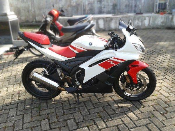 Yamaha Vixion 2010 Modifikasi Full Fairing R6