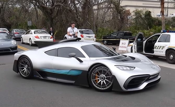 electric car motor horsepower electric bike this car literally has f1 drivetrain with few tweaks 16l twin turbo charged v6 creating 700 horsepower and dual electric motors 300 mercedesamg project one