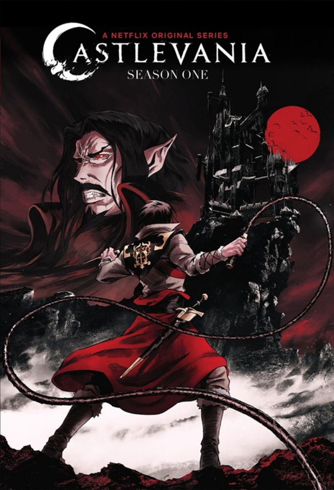 Castlevania Season 1 [DVD] Netflix original series