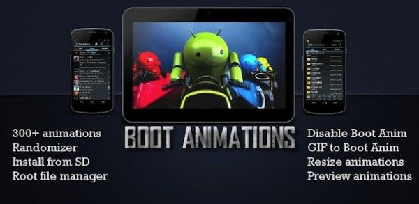 Review Boot Animations Android App >> click on the image