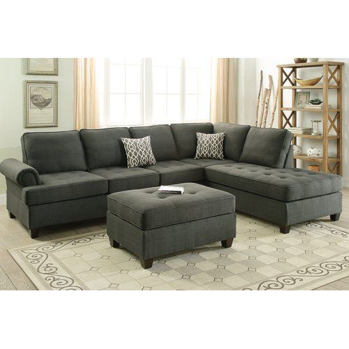 found it at wayfair bobkona azura reversible chaise sectional