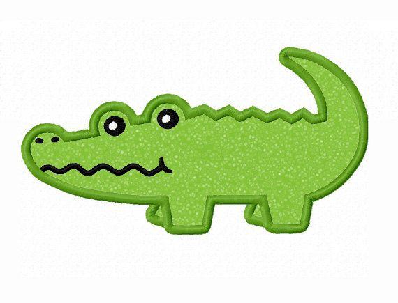 Instant Download Alligator Applique Machine Embroidery Design Etsy In 2021 Machine Embroidery Designs Machine Embroidery Machine Embroidery Patterns