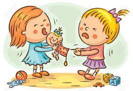 Resultado De Imagen Para Imagenes De Niñas Peleando Animadas Niños