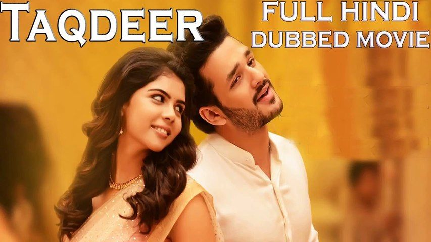 Taqdeer Hello 2018 New Released South Indian Movie In Hindi
