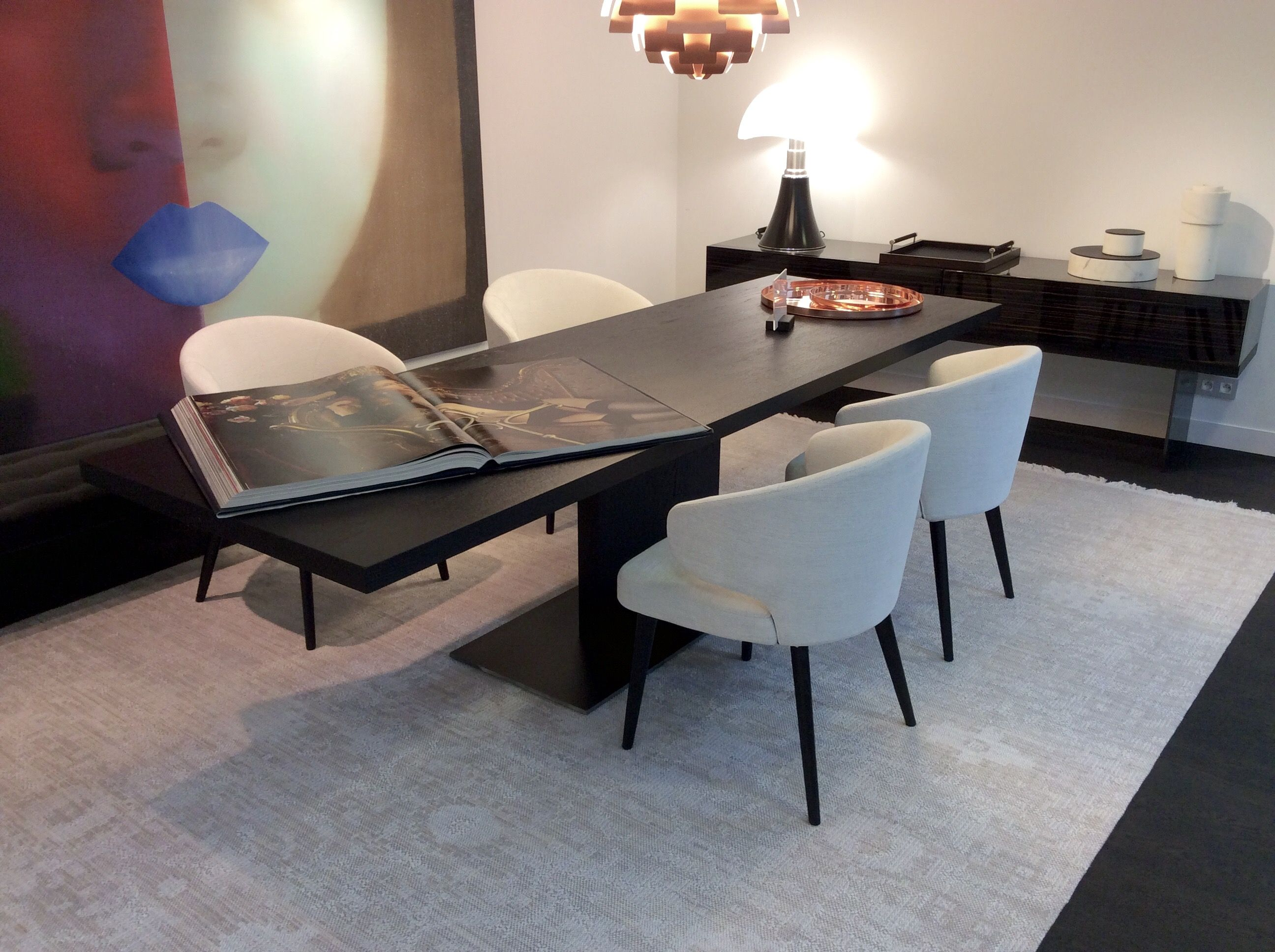 Opium dining table @ De Vos Interieur | Opium dining table / tafel ...