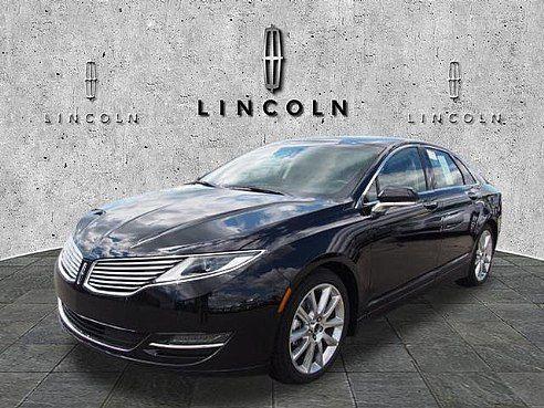 2016 Lincoln Mkz For M Oh 3 7 Cylinder Black Motors