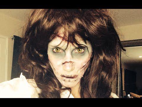 25 best exorcist makeup images | the exorcist, makeup, halloween.