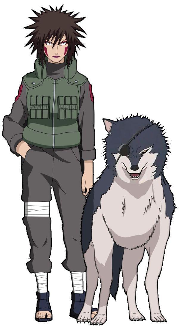 Tsume Inuzuka 犬塚ツメ Inuzuka Tsume Is A Tokubetsu Jōnin Level