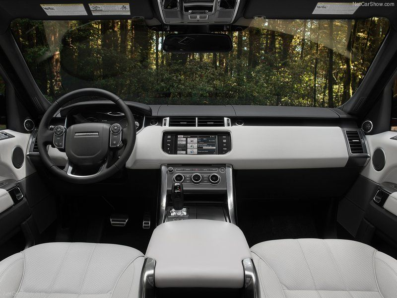 Land RoverRange Rover Sport 2014 Interior (With images