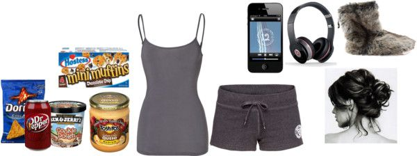 """""""Cramps. No sex. - Anjel ._."""" by the-original-ignorance ❤ liked on Polyvore"""
