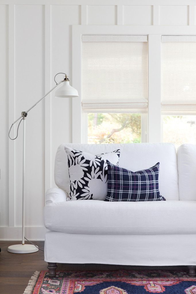 Navy Plaid Pillow   For the Home   Pinterest   Pillows
