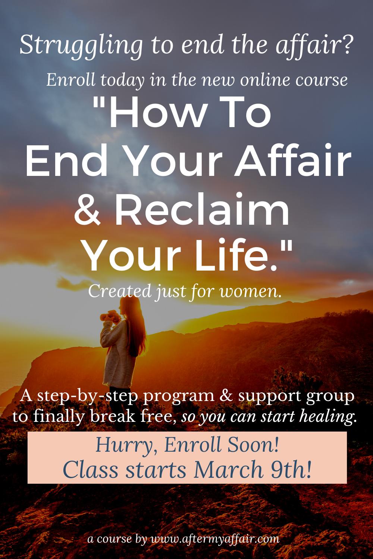 Pin On Ending An Affair
