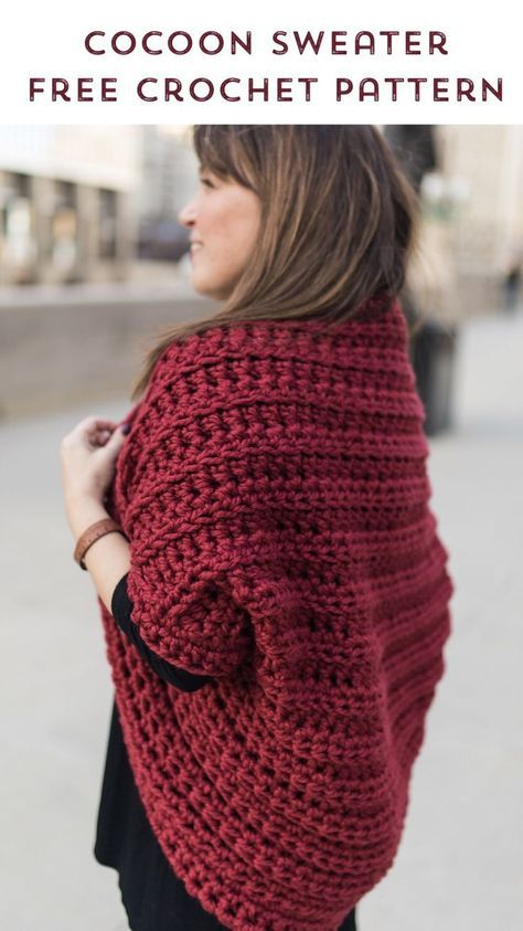 Juno Chunky Shrug Free Crochet Pattern Threads Pinterest