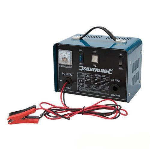 chargeur batterie utilisation