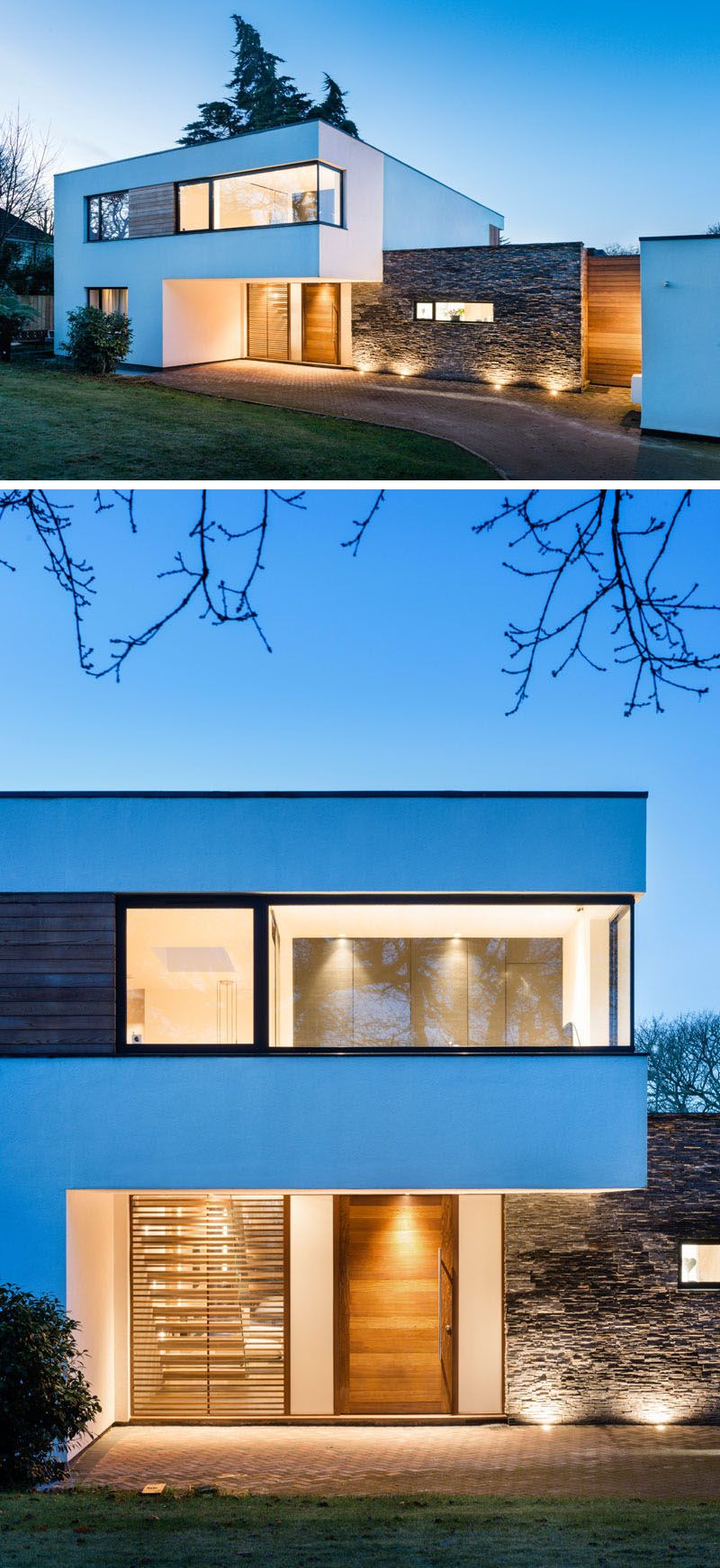 White Oaks House By BARC Architects | Pinterest | Plymouth, Slate ...