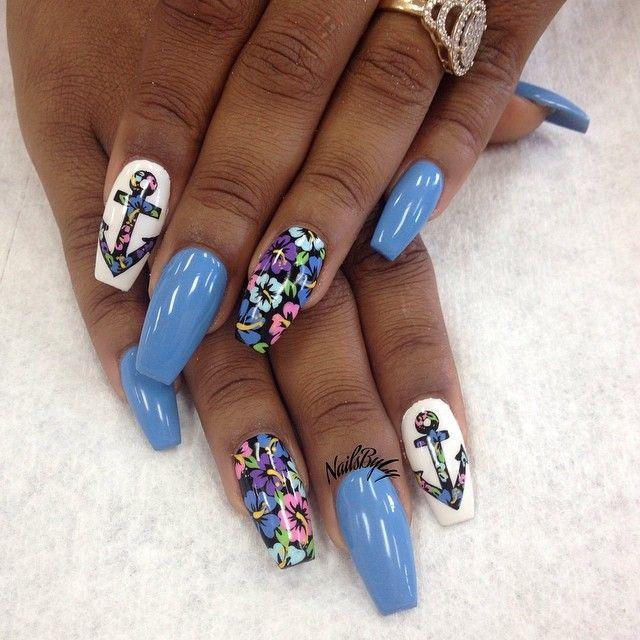 Ballerina Nails Ombre Nails Glitter Nails Ballerina Nails