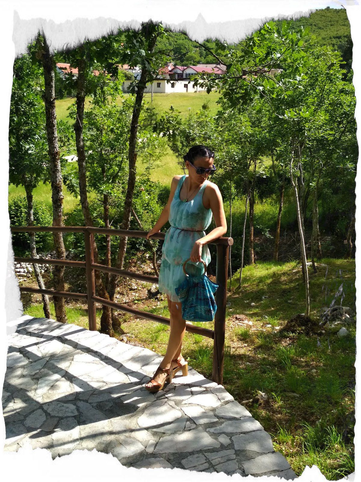 A Pastel Outfit For A Day In The Country Goranci Bosnia And Herzegovina Pastel Outfit Pastel Outfits